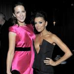 Kate Beckinsale and Eva Longoria attend the Vanity Fair and Chrysler celebration of The Eva Longoria Foundation 107088