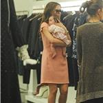 Victoria Beckham shops in SoHo with baby Harper 94418
