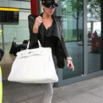 Victoria Beckham arrives in London 39121