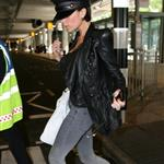 Victoria Beckham arrives in London 39117