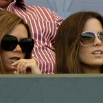 Victoria Beckham Kate Beckinsale at LA Galaxy game 19359