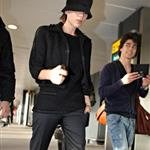 Victoria Beckham at Heathrow 50930