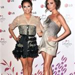 Victoria Beckham and Eva Longoria co-host LG event May 2010  61831