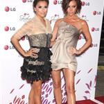 Victoria Beckham and Eva Longoria co-host LG event May 2010  61834