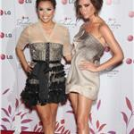 Victoria Beckham and Eva Longoria co-host LG event May 2010  61835