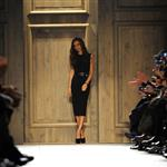 Victoria Beckham at her show at the New York Public Library during the Fall 2012 Mercedes Benz Fashion Week 105712