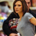Victoria Beckham shopping at Target 18008