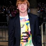 Rupert Grint at NY premiere of Harry Potter and the Half Blood Prince 42831