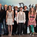 Cast of Harry Potter and the Half Blood Prince at photo call in London 42428