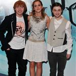 Cast of Harry Potter and the Half Blood Prince at photo call in London 42424