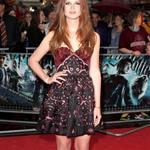 Bonnie Wright at the London premiere of Harry Potter and the Half Blood Prince 42544