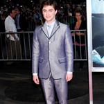 Daniel Radcliffe at NY premiere of Harry Potter and the Half Blood Prince 42824