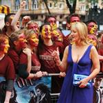JK Rowling at the UK Premiere of Harry Potter and the Half Blood Prince 42806