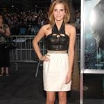 Emma Watson at NY premiere of Harry Potter and the Half Blood Prince 42815