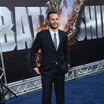 Taylor Kitsch at the LA premiere of Battleship 114284