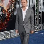Liam Neeson at the LA premiere of Battleship 114291