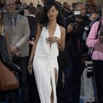 Rihanna at the LA premiere of Battleship 114304