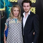 Aaron Johnson and Sam Taylor-Wood at Kick-Ass LA premiere 58892