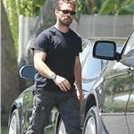 Jason Priestley in Toluca Lake on Canada Day 64407