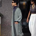 Prince heads to soundcheck in Montreal  88464