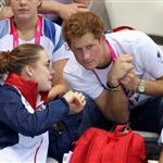 Prince Harry at the London 2012 Paralympic Games 124840