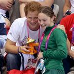 Prince Harry at the London 2012 Paralympic Games 124844