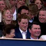 Prince William and Prince Harry attend The Queen's Diamond Jubilee Concert 116508