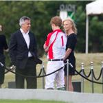 Prince Harry and Charlize Theron at Ascot 84917