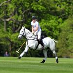 Prince Harry plays in the Audi Polo Challenge 114428
