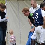 Prince Harry at the Golden Metropolitan Polo Club Charity Cup held at Beaufort Polo Club  117855