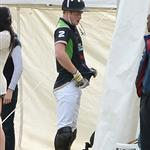 Prince Harry at the Golden Metropolitan Polo Club Charity Cup held at Beaufort Polo Club  117860