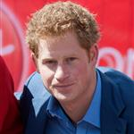 Prince Harry at The 2012 Virgin London Marathon 112031