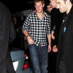 Prince Harry parties at Embassy Nightclub in Mayfair, London 109795