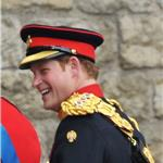 Prince William and Prince Harry arrive for The Royal Wedding 112722