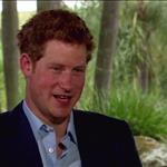 Prince Harry interviewed for The Jubilee Queen with Katie Couric 116125