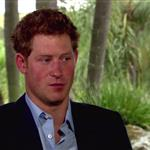 Prince Harry interviewed for The Jubilee Queen with Katie Couric 116128