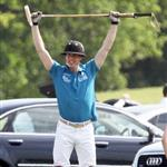 Prince Harry and Prince William play polo as Kate Middleton watches 38842