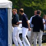 Prince Harry and Prince William play polo as Kate Middleton watches 38845