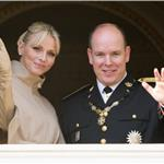 Princess Charlene and Prince Albert attend the National Day Parade as part of Monaco National Day Celebrations 98857