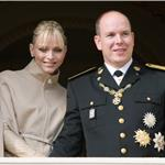 Princess Charlene and Prince Albert attend the National Day Parade as part of Monaco National Day Celebrations 98858