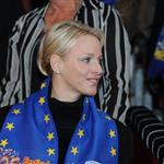 Princess Charlene of Monaco attends the opening ceremony Monte-Carlo 36th International Circus Festival 103602