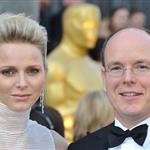 Princess Charlene and Prince Albert of Monaco II at the 84th Annual Academy Awards 107196