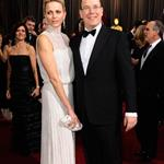 Princess Charlene and Prince Albert of Monaco II at the 84th Annual Academy Awards 107198