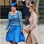 Princess Eugenie, Princess Beatrice arrive for the Royal Wedding 84051