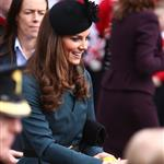 Catherine, The Duchess of Cambridge accompanies Queen Elizabeth II during a visit to Leicester for the Queen's Diamond Jubilee 108353