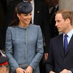 Queen Elizabeth II, Prince William and Catherine at The Old Market Square In Nottingham For Diamond Jubilee Visit 117433