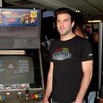 Zachary Quinto at Save the Arcade event 45127