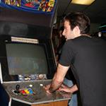 Zachary Quinto at Save the Arcade event 45124