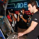 Zachary Quinto at Save the Arcade event 45125