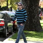 Zachary Quinto has lunch with friend on Christmas Eve 52660